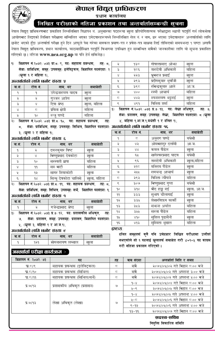exam-result-nepal-electricity